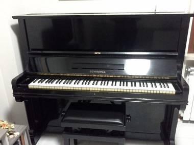 Schimmel Pianoforte verticale nero