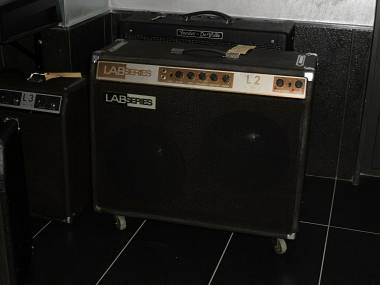 Gibson Amplificatore Lab Series L2 2x12 Combo  '70s