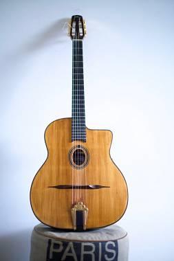 Mauro freschi 1910 Gipsy jazz manouche