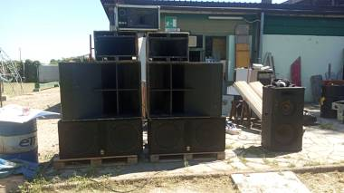Vendesi impianto audio