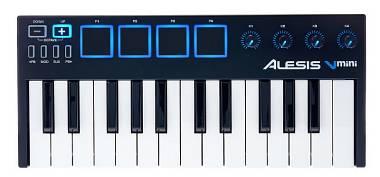 ALESIS V MINI CONTROLLER MIDI/USB 25 TASTI