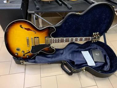 Gibson ES-345 sunburst del 2010 in ECCELLENTI CONDZIONI