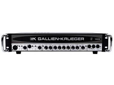 GALLIEN KRUEGER 700RB II  480+50w BI-AMP OFFERTA!!