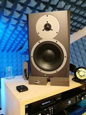 Dynaudio Acoustics BM12A + Tc Electronic BMC-2