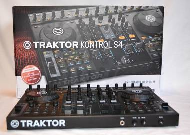 Native Instruments Kontrol S4