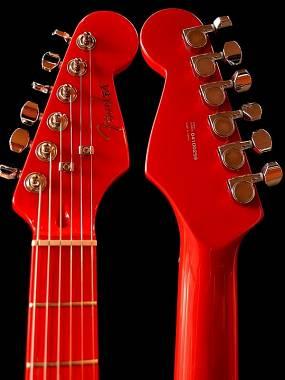 Fender Stratocaster So Cal Speed Shop vendo-scambio con teste dr.z fuchs supro