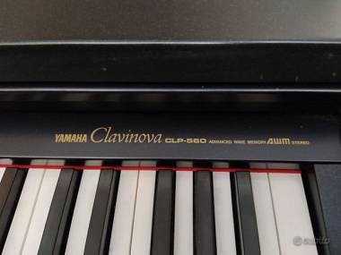 Yamaha Clavinova Clp 560 6466965 Su Mercatino Musicale In