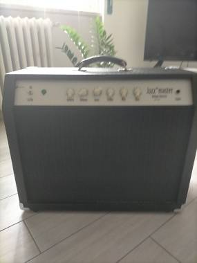 Fender hot Rod/Kimmy Lab jazz master 40w valvolare
