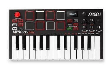 AKAI MPK MINI3 CONTROLLER - MASTER KEYBOARD MIDI USB 25 TASTI MINI