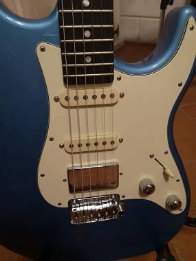 Schecter Traditional HSS ROUTE 66
