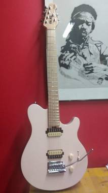 STERLING BY MUSIC MAN ELECTRIC GUITAR mod. SUB AX-3