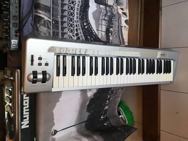 M Audio M-AUDIO KEYSTATION 61 MK2 - CONTROLLER MIDI/USB 61