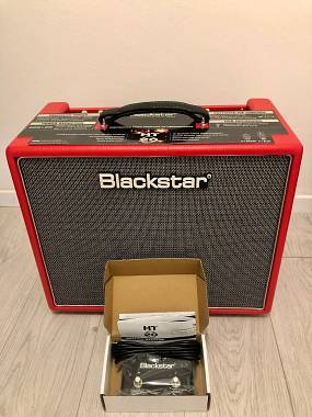 Blackstar HT 20R MKii Valvolare colore speciale Candy Apple Red