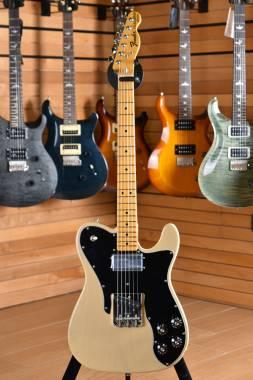 Fender American Original '70s Telecaster Custom Maple Neck Vintage Blonde