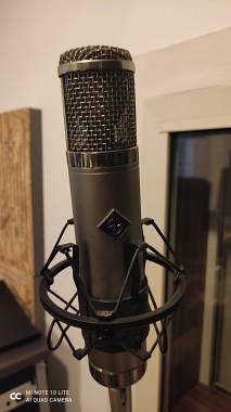 Strepitoso microfono valvolare Ribera r12