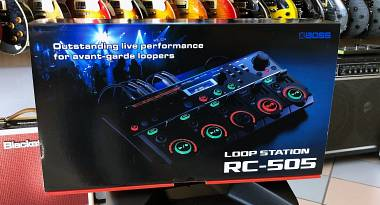 BOSS RC505 LOOPSTATION SPEDIZIONE GRATIS!!!