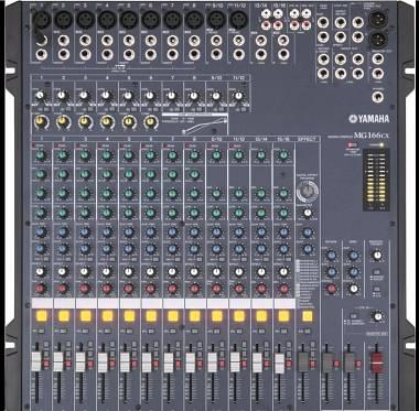 Yamaha 16/6 CX