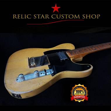 RELIC STAR CUSTOM SHOP Micawber (telecaster '52 Keith Richards mod.)