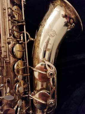 Sax tenore Selmer Super action 80 III