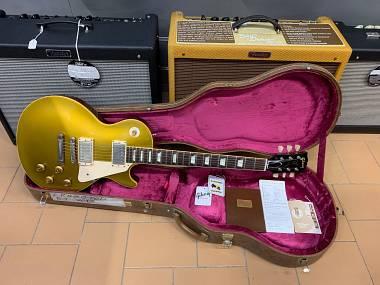 Gibson Les Paul Custom Shop R7 1957 Reissue Gold Top anno 2013