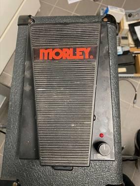 Morley pedale volume PVO con regolazione del minimo