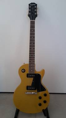 Epiphone Les Paul Special TV yellow inspired by gibson