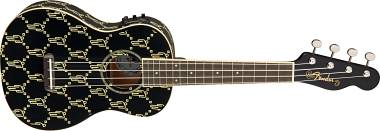 Fender Billie Eilish Uke BK WN