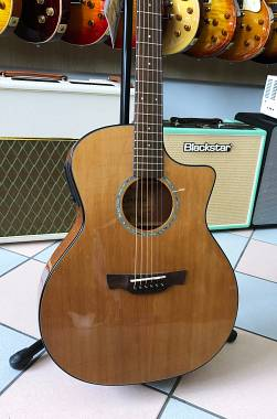 Crafter Guitars CRAFTER GXE-600CD ABLE CHITARRA ACUSTICA ELETTRIFICATA