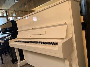 YAMAHA U1 BIANCO SILENT- PIANOFORTE YAMAHA U1 SILENT BIANCO