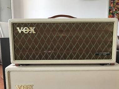 Vox Ac30 heritage HH testata head