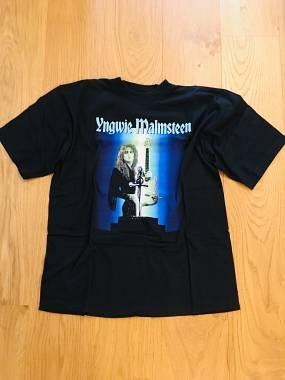 T-shirt Yngwie Malmsteen Magnum Opus 1995