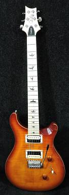 PRS Guitars SE CUSTOM 24 LIMITED EDITION MAPLE NECK VINTAGE SUNBURST