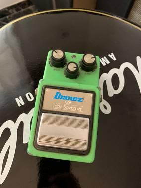 Ibanez TS9 Tube Screamer vintage 1984