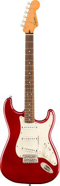 Squier Classic Vibe '60s Stratocaster Laurel Fingerboard Candy Apple Red