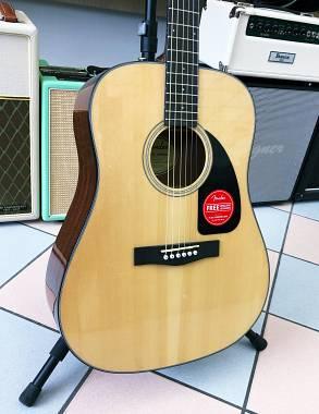 Fender FENDER CD60 V3 Natural CHITARRA ACUSTICA NATURALE