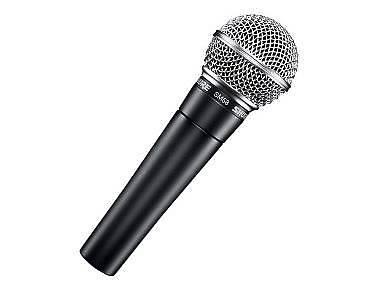 SHURE SM58-LCE MICROFONO DINAMICO - SPEDIZIONE GRATUITA!!!