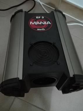Effetto luce Martin Mania EF 3 dj