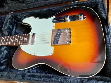 Fender Telecaster Custom 62 - made in japan
