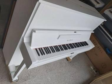 Kawai K8 Bianco 125 cm - Matricola 45203 - Garanzia 5 anni
