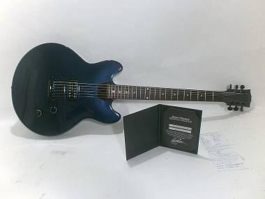 Gibson ES-339 Studio Single Pickup 2013 Midnight Blue Spediz Gratuita