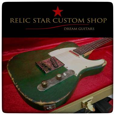 RELIC STAR CUSTOM SHOP t-'50 Road Worn Telecaster