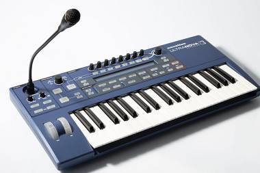 Synth NOVATION Ultranova vocoder + borsa