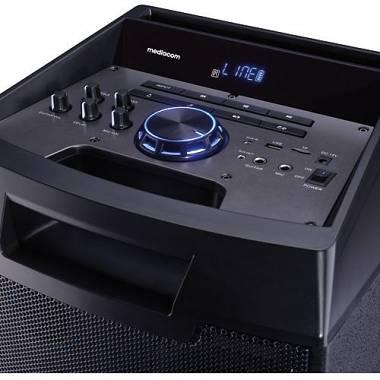 MEDIACOM MUSICBOX X120S 120 WATT - SPEDIZIONE GRATUITA