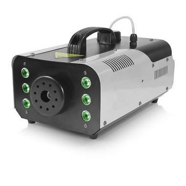macchina del fumo fog machine 1000w led rgbw 4in1 SOUL OF SOUND