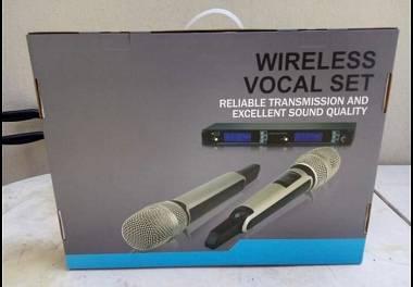 vendo kit radiomicrofoni