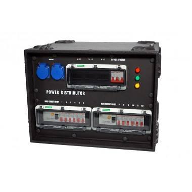 OFFERTA! Quadro elettrico Powerbox 63A 400v +certificazione + sped. gratutita