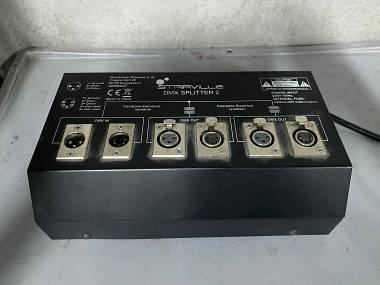 Splitter amplificatore Dmx Stairville Splitter 2