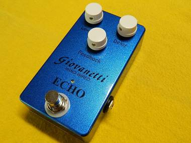 Giovanetti Hand Wired Mad Professor Deep Blue Delay clone