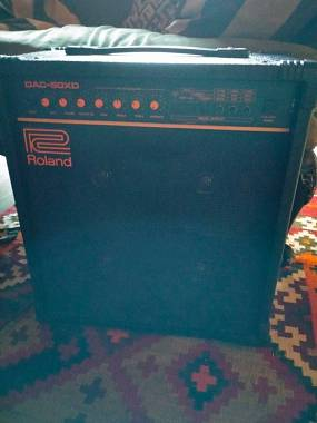 Roland DAC-50xd