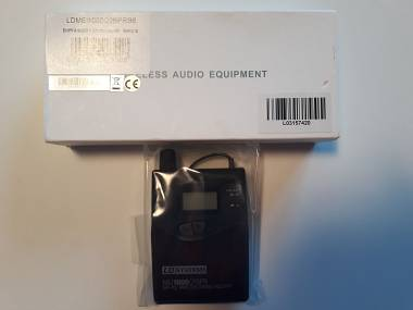 "LD Systems MEI 1000 BPR G2 B6 - ""SOLO"" RICEVITORE IN-EAR MONITOR 655-679 mhz"